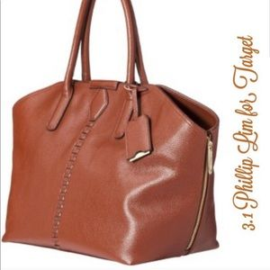 3.1 Phillip Lim for Target Tote Bag Faux Leather